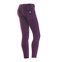 Freddy Wr.Up Panta Attack 7/8 Hose Damen, Purple/Fuchsia