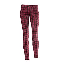 Freddy WR.UP Shaping Effect 7/8-Hose Damen, Red/Grey