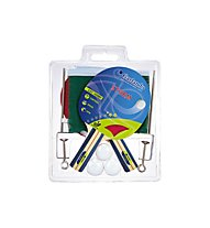Garlando Storm Plus Tischtennis-Set, Blue