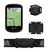 Garmin Edge 530 Perfomance Bundle - ciclocomputer GPS, Black