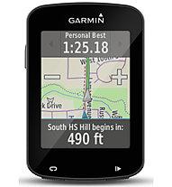 Garmin Edge 820 Bundle GPS-Fahrradcomputer + Trittfrequenz-, Geschwindigkeits-, Herzfrequenzsensor, Black