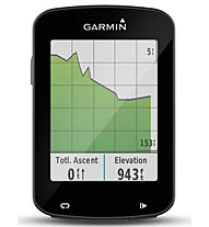 Garmin Edge 820 Europa - ciclocomputer GPS, Black