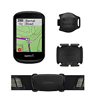 Garmin Edge 830 Performance Bundle - ciclocomputer GPS, Black