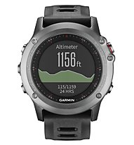 Garmin Fenix 3, Grey/Black