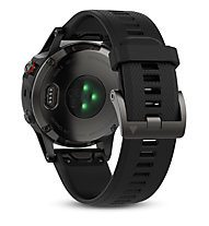 Garmin Fenix 5 Performer - Multisport-GPS-Uhr, Grey/Black