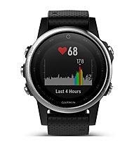 Garmin Fenix 5S - orologio GPS multisport, Black