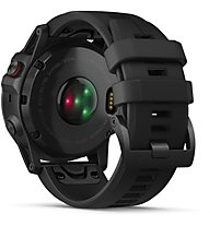 Garmin Fenix 5X Plus Sapphire - Sport-Smartwatch, Black