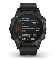 Garmin Fenix 6 Pro - smartwatch GPS, Black