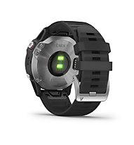 Garmin Fenix 6 - GPS Smartwatch, Silver/Black