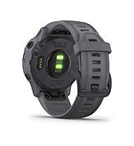 Garmin Fenix 6S Pro Solar - Sportuhr mit Solartechnologie, Grey
