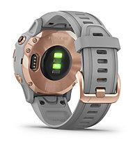 Garmin Fenix 6S Pro Sapphire - orologio sportivo cardio, Grey