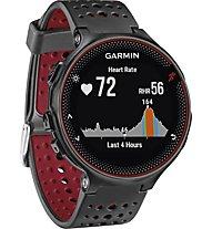 Garmin Forerunner 235 - Cardiofrequenzimetri, Black/Red