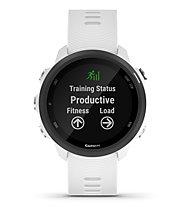 Garmin Forerunner 245 Music - orologio multisport GPS, White/Black