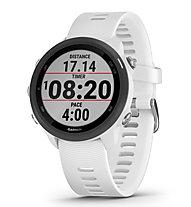 Garmin Forerunner 245 Music - Multisportuhr GPS, White/Black