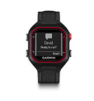 Garmin Forerunner 25 HR, Black/Red