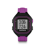 Garmin Forerunner 25 HR, Black/Purple