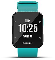 Garmin Forerunner 30 - orologio GPS running, Turquoise