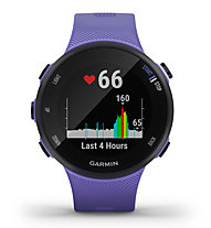 Garmin Forerunner 45 - orologio multisport GPS, Purple