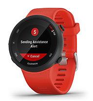 Garmin Forerunner 45 - orologio multisport GPS, Red