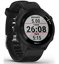 Garmin Forerunner 55 - smartwatch GPS, Black
