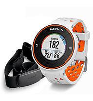Garmin Forerunner 620+HRM-run, White/Dark Orange