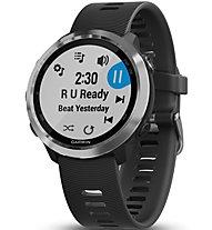 Garmin Forerunner 645 Music - orologio GPS multisport, Black