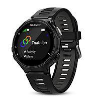 Garmin Forerunner 735XT - Multisport-GPS-Uhr, Black