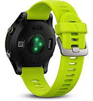 Garmin Forerunner 935 TriBundle - GPS-Uhr, Lime Green