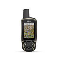 Garmin GPS Map 65 - GPS Gerät, Black/Brown