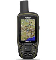 Garmin GPS Map 65S - GPS Gerät, Black/Green
