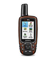 Garmin GPSMAP 64s - Navigationshandgerät, Black/Red