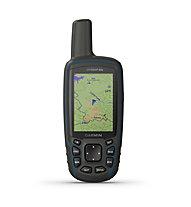 Garmin GPSMAP 64x - apparecchio GPS portatile, Black/Blue