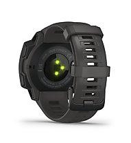 Garmin Instinct - orologio GPS multisport, Graphite