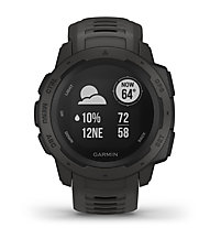 Garmin Instinct - Outdoor-Smartwatch, Graphite