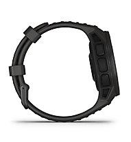 Garmin Instinct Solar - smartwatch solare, Graphite
