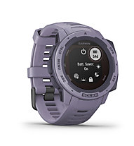 Garmin Instinct Solar - smartwatch solare, Violet