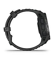 Garmin Instinct Solar Camo Edition - orologio solare GPS, Graphite