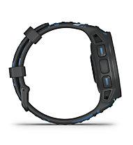 Garmin Instinct Solar Surf Edition - orologio GPS solare, Grey/Blue