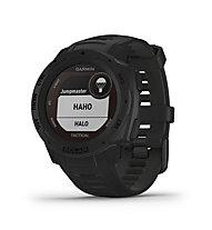 Garmin Instinct Solar Tactical - orologio GPS solare, Black