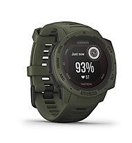 Garmin Instinct Solar Tactical - orologio GPS solare, Green