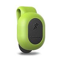 Garmin Running Dynamic Pod - Laufdynamik-Detektor, Green/Black