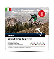 Garmin TrekMap Italy v4 PRO, Italia