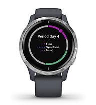 Garmin Venu - orologio sportivo GPS, Blue/Grey