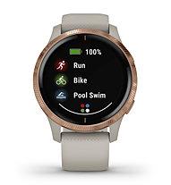 Garmin Venu -  GPS Sportuhr, Beige