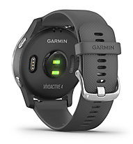 Garmin Vivoactive 4 - orologio sportivo GPS, Grey