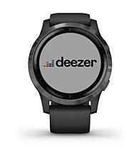 Garmin Vivoactive 4 - orologio sportivo GPS, Black