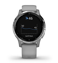 garmin vivoactive 4s gps sportuhr damen. Black Bedroom Furniture Sets. Home Design Ideas