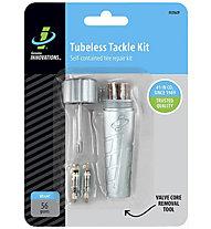 Genuine Innovations Tubeless Takle Kit - Flickzeug, Grey