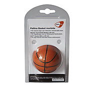 Get Fit Rubber Ball Basket - Palla fitness, Orange
