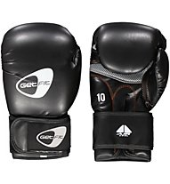 Get Fit Boxing Gloves 10 OZ Guantoni da boxe, Black